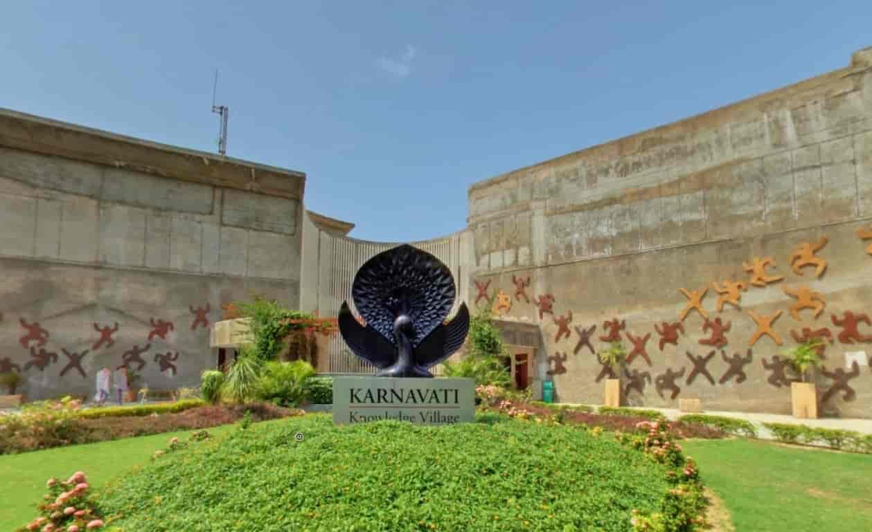 Karnavati University Uvarsad Colleges In Gandhinagar Gujarat Gandhinagar Gujarat Justdial