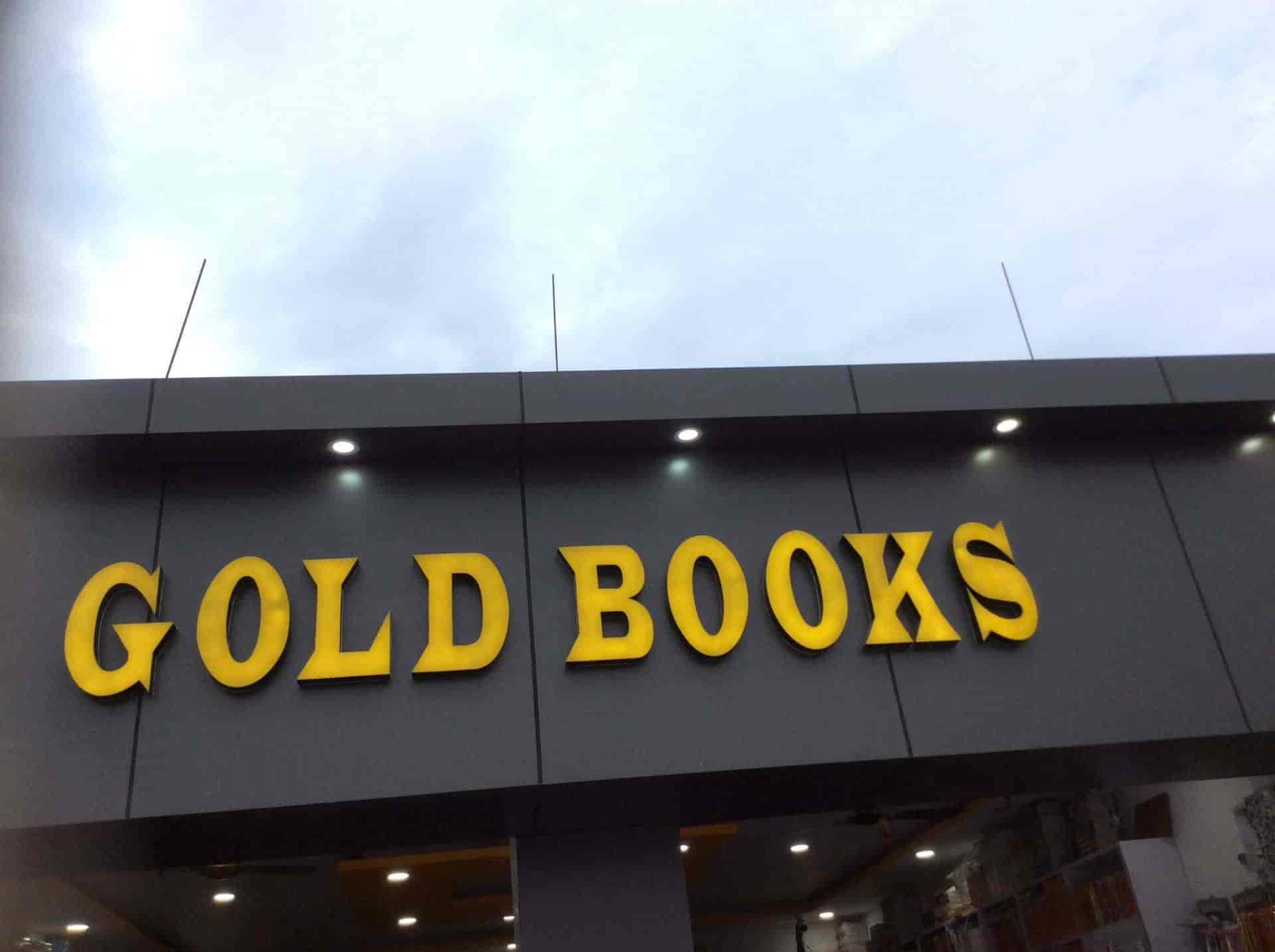 Gold Books, In Front Of Gaya College, Beside OM Sai Hero Showroom