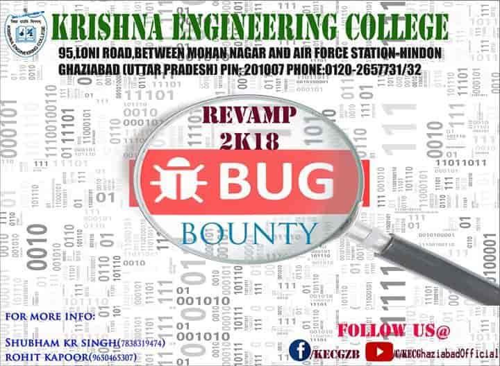 Krishna Engineering College, Mohan Nagar - Colleges in