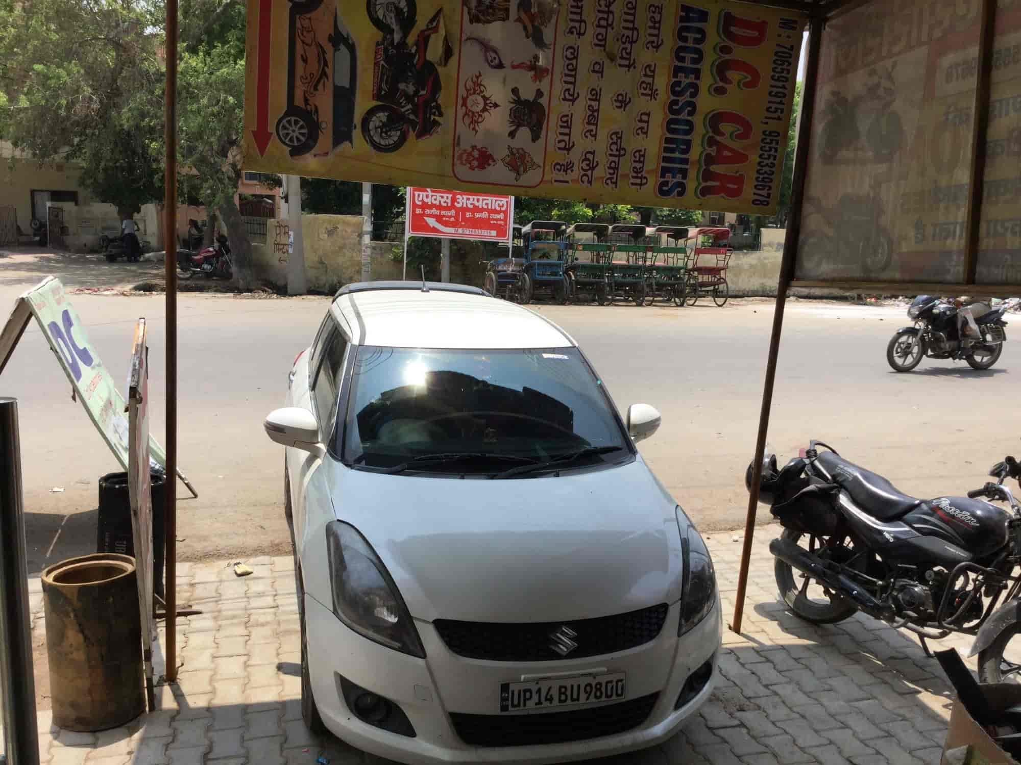 D C Car Accessories, Shastri Nagar Ghaziabad - Car Accessory