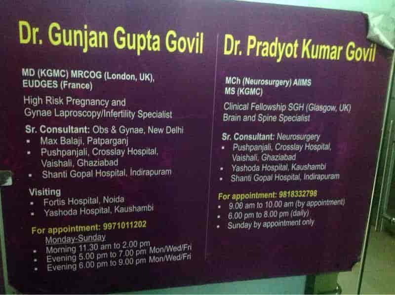 Dr Gunjan Gupta Photos, Indirapuram, Delhi- Pictures & Images