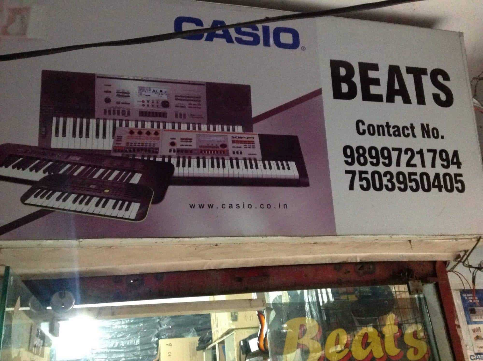 Beats The Musical Instrument Store, Vaishali Sector 4