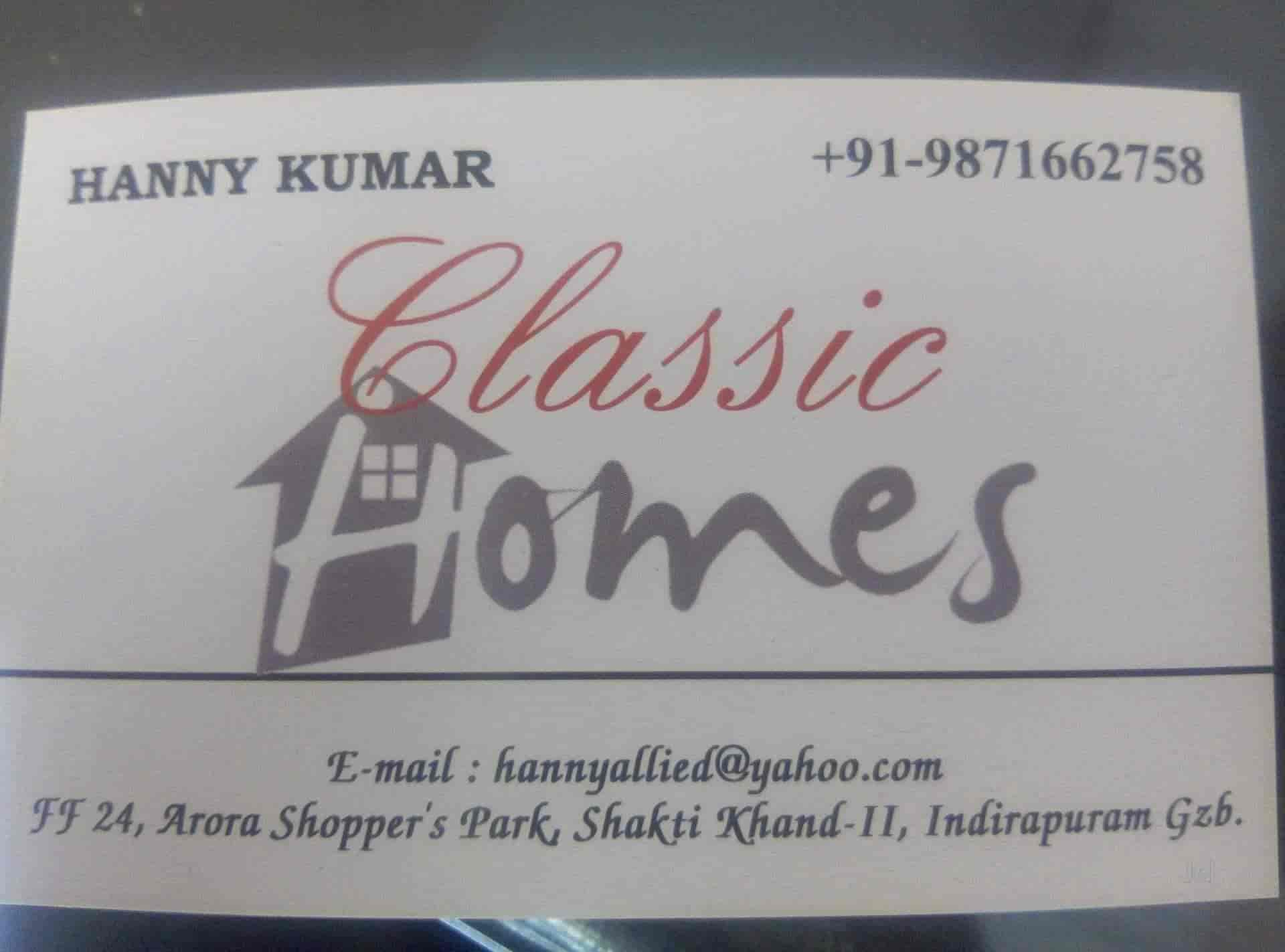 Classic Homes Photos, Shakti Khand 2, Ghaziabad- Pictures