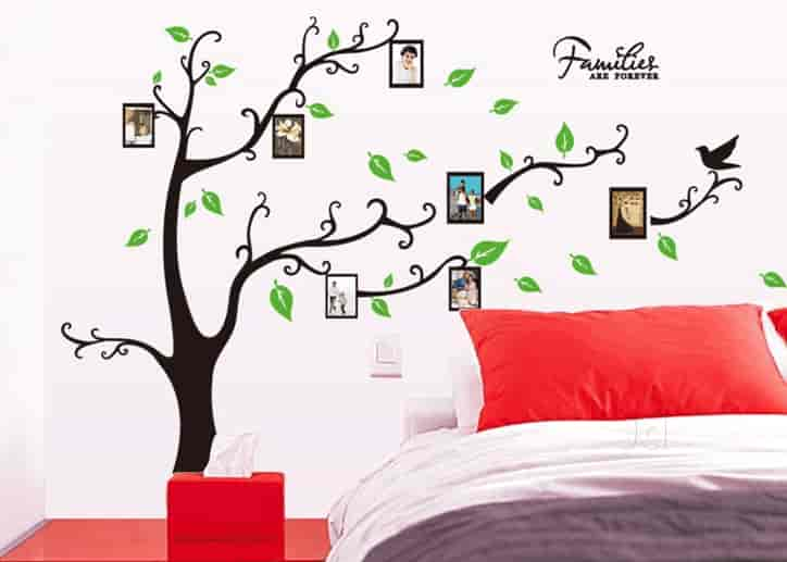 asmi collection wall stickers photos, lal kuan ghaziabad, delhi