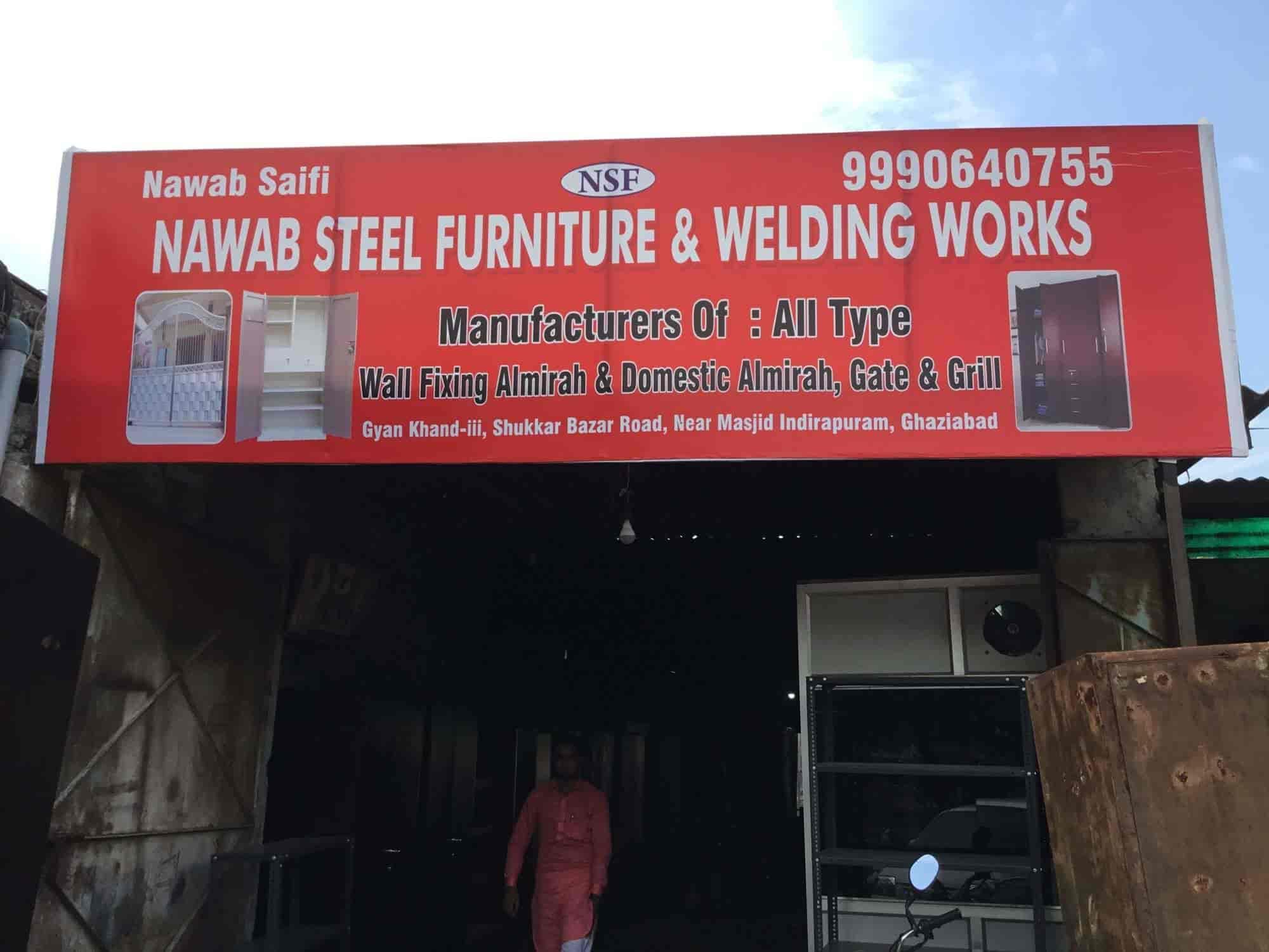 Nawab Steel Furniture Welding Works Reviews, Indirapuram