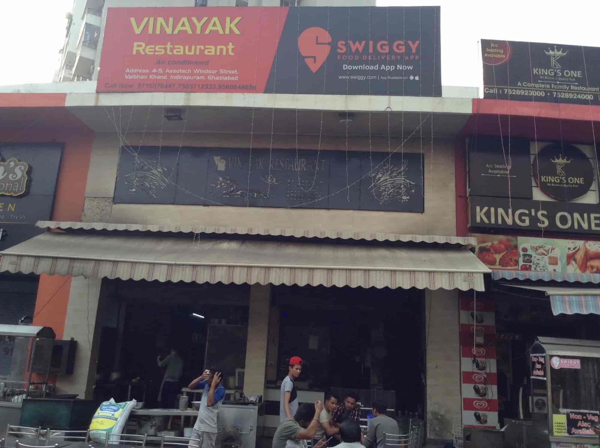 Vinayak Restaurant Indirapuram Delhi