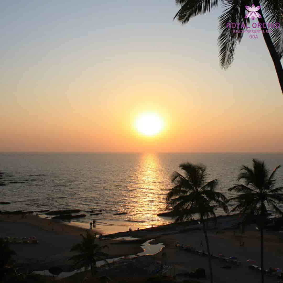 Royal Orchid Beach Resort Spa Photos Salcette Goa Pictures