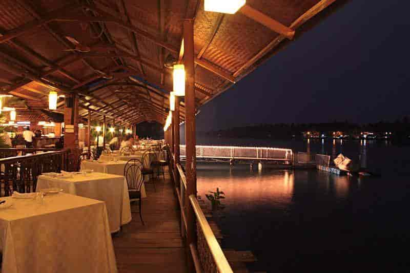 Fishermans Wharf Restaurant Cavelossim Goa Barbeque Continental Goan Sea Food North Indian Cuisine Justdial