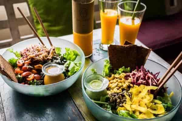 Blue Planet Organic Health Food Cafe Photos, Canacona, Goa