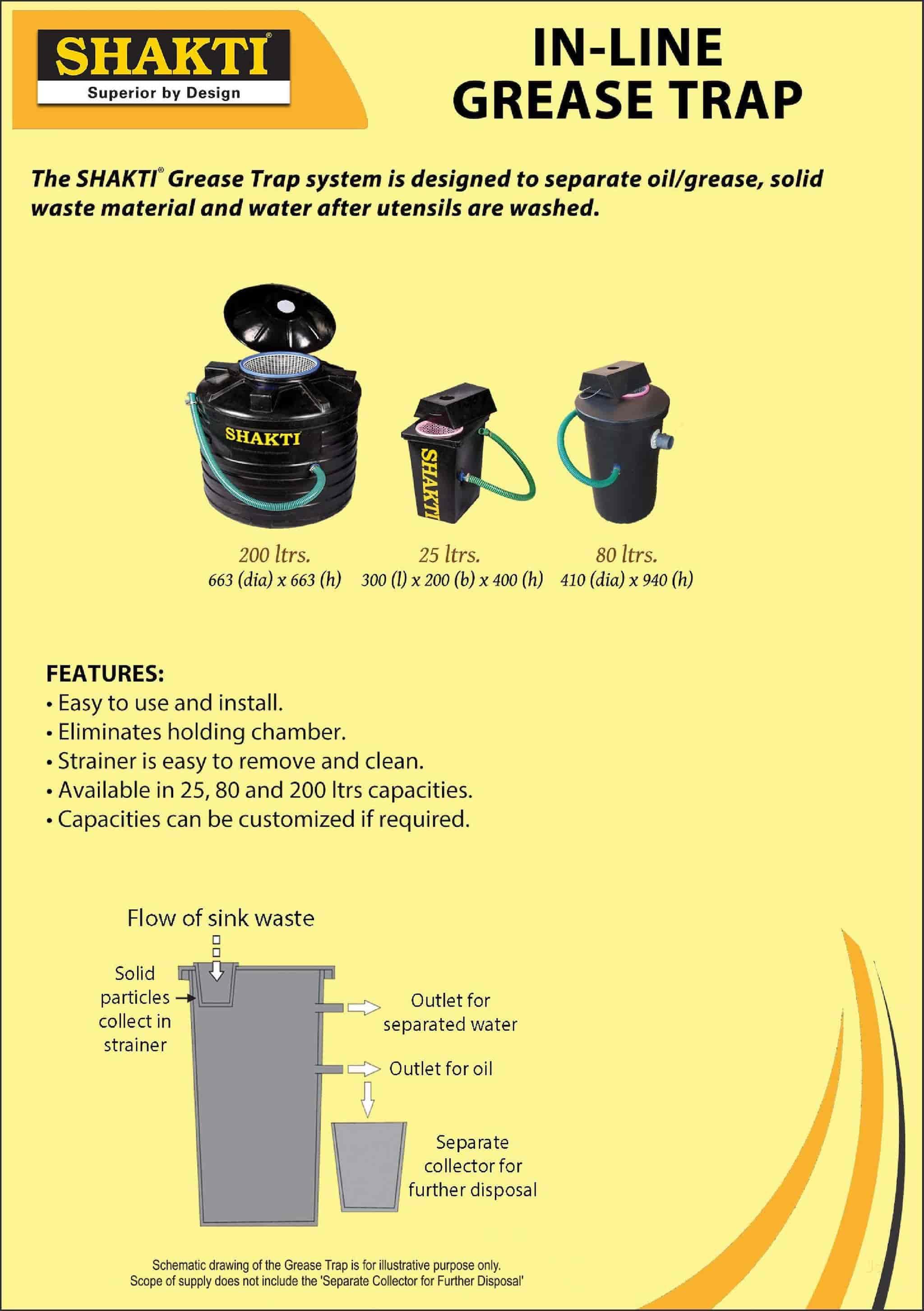 SHAKTI Water Tank SHAKTI Products Photos, Verna, Goa- Pictures