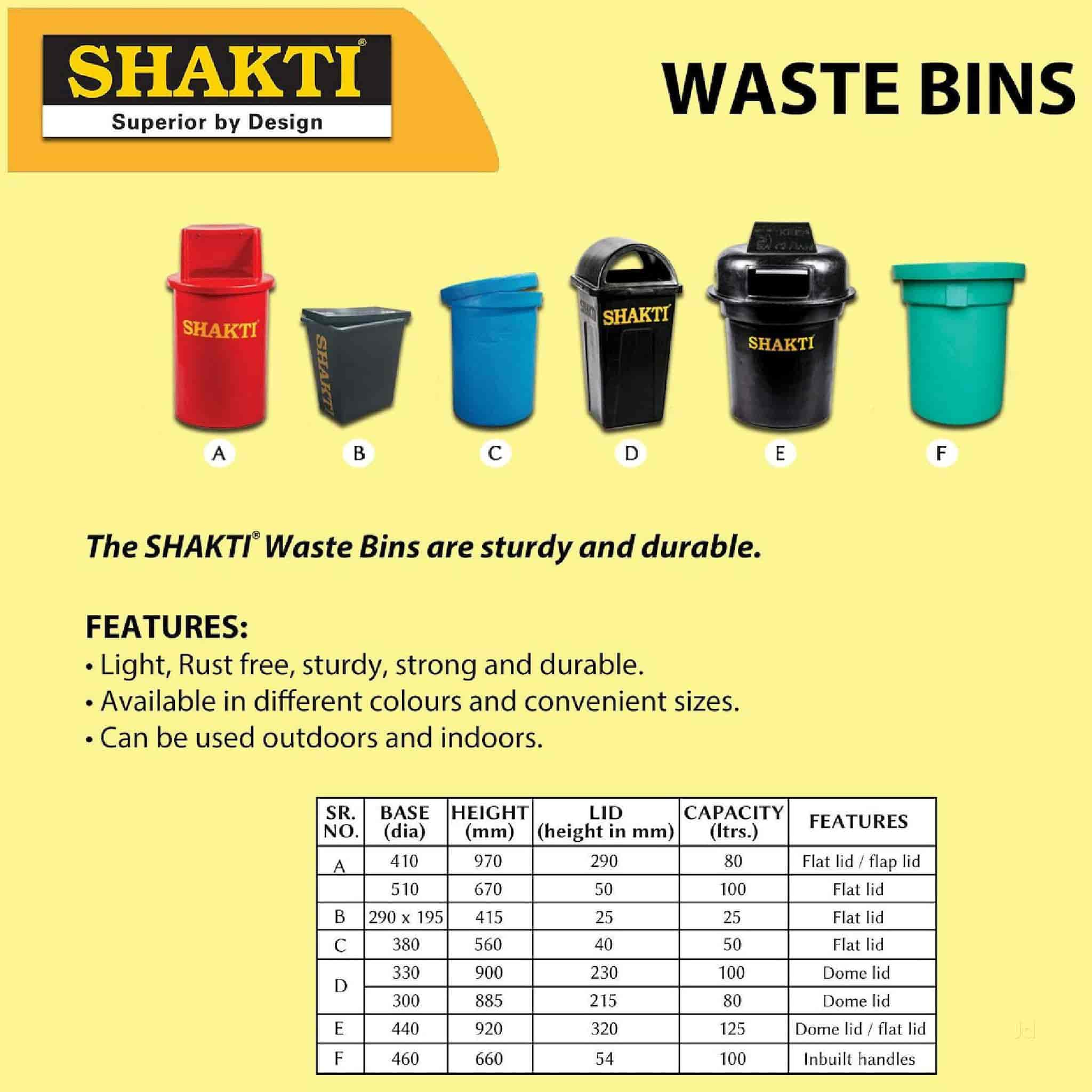 SHAKTI Water Tank & SHAKTI Products, Verna - Water Tank