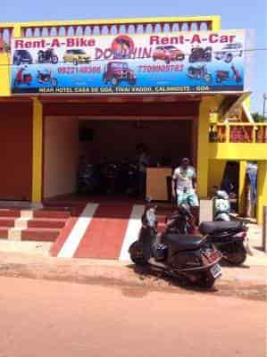 Dolphin Rent A Bike And Car, Calangute - Car Hire in Goa - Justdial