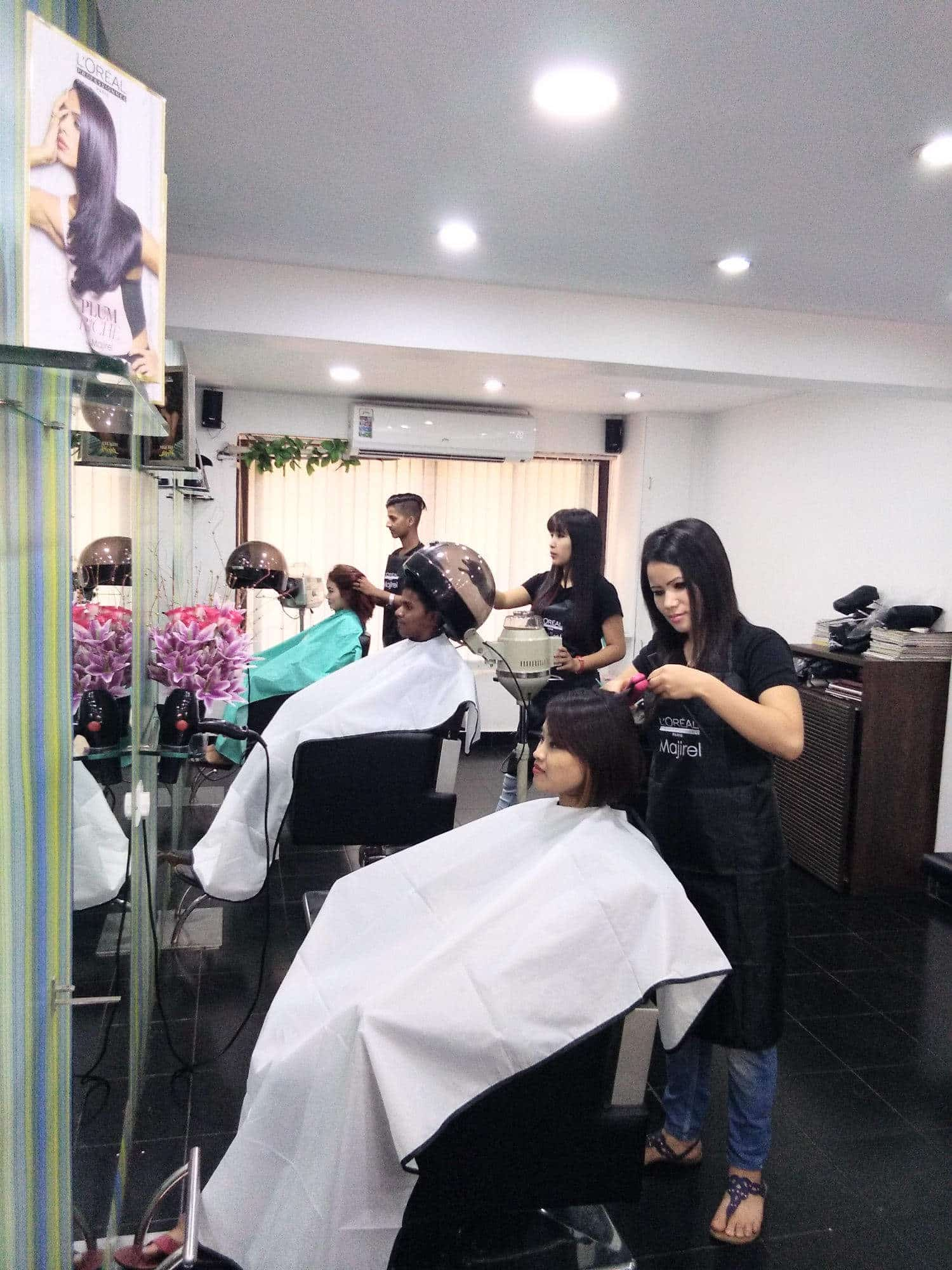 In Style Hair Studio And Spa Photos Panjim Goa Pictures Images