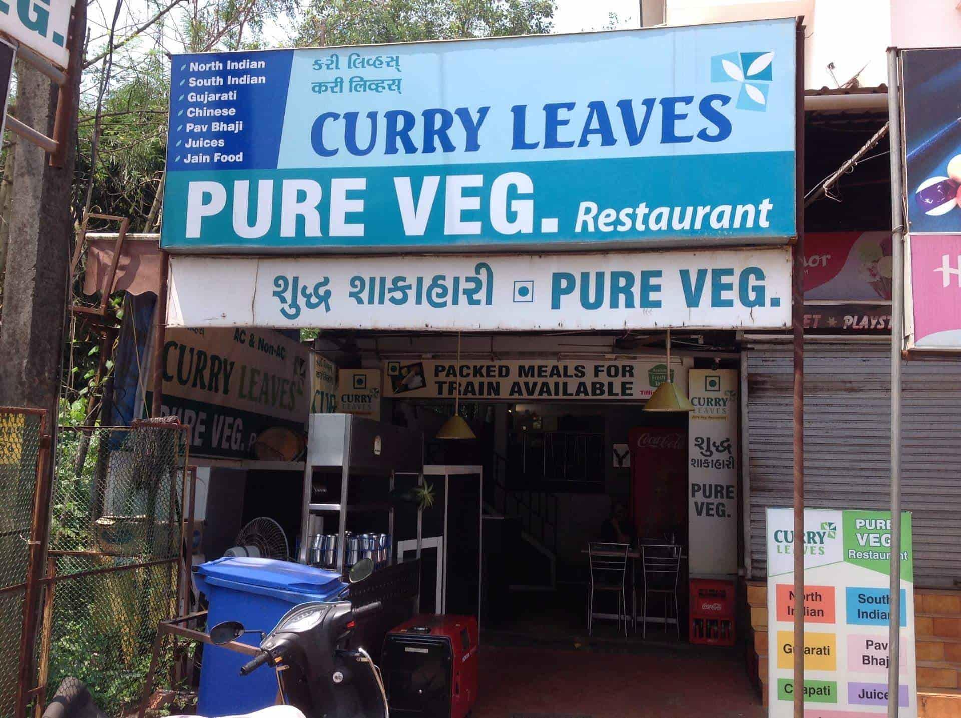 Curry Leaves Pure Veg Restaurant Closed Down Calangute Goa Indian Chinese Punjabi Gujarati North Indian South Indian Pure Vegetarian Jain Cuisine Restaurant Justdial