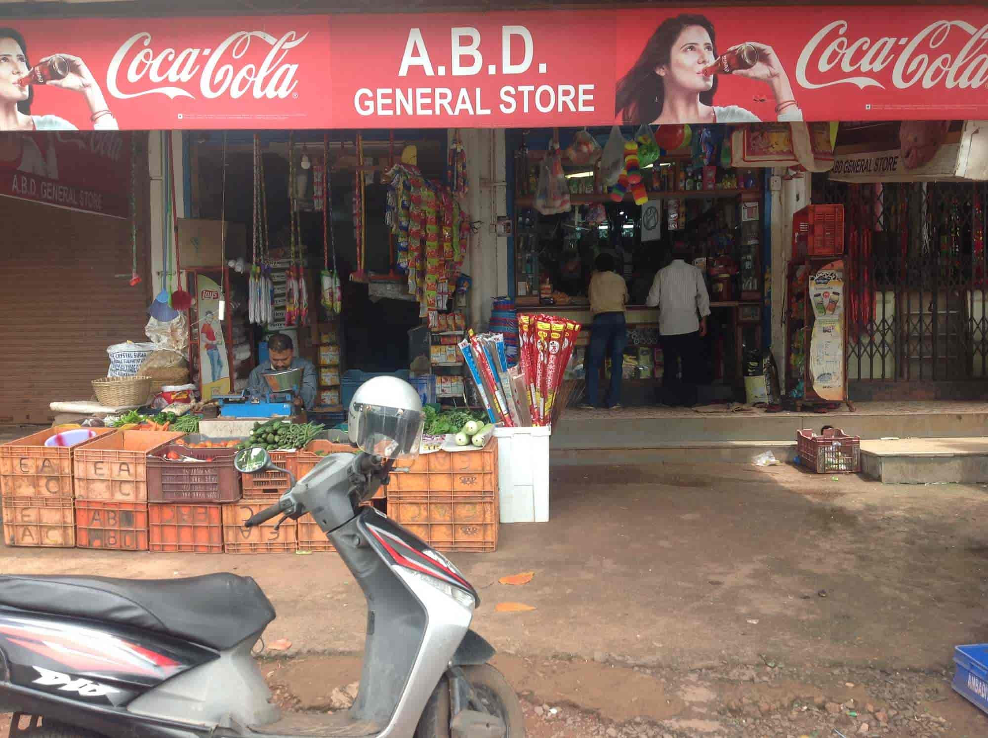 A B D General Store Photos Margao Goa