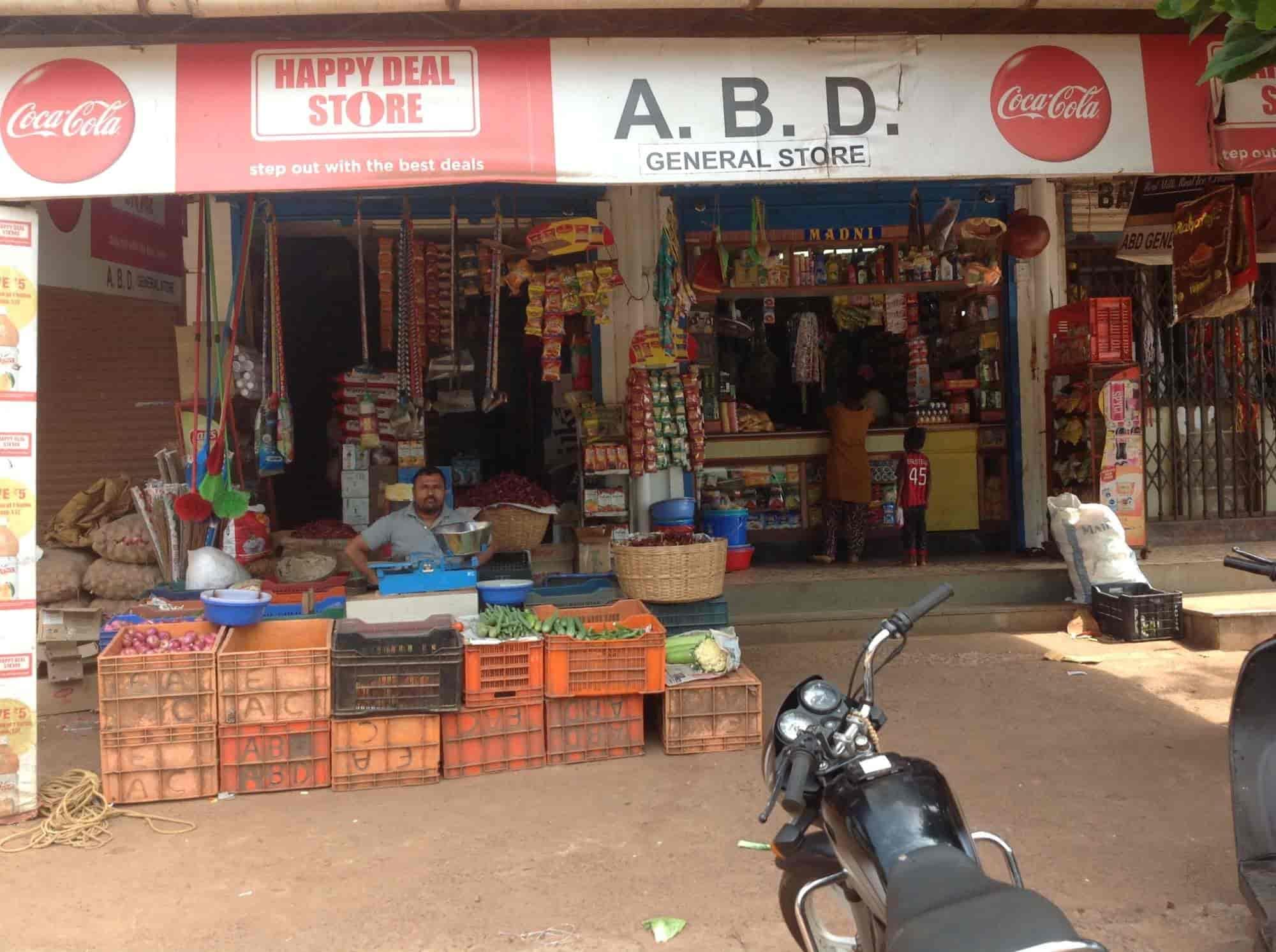 A B D General Store Margao