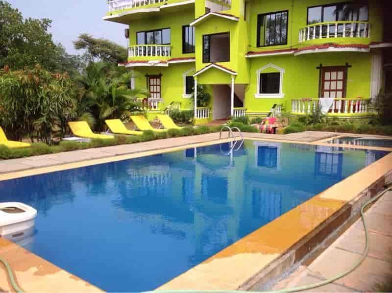 Eden Garden Hotel Morjim Hotels In Goa Justdial