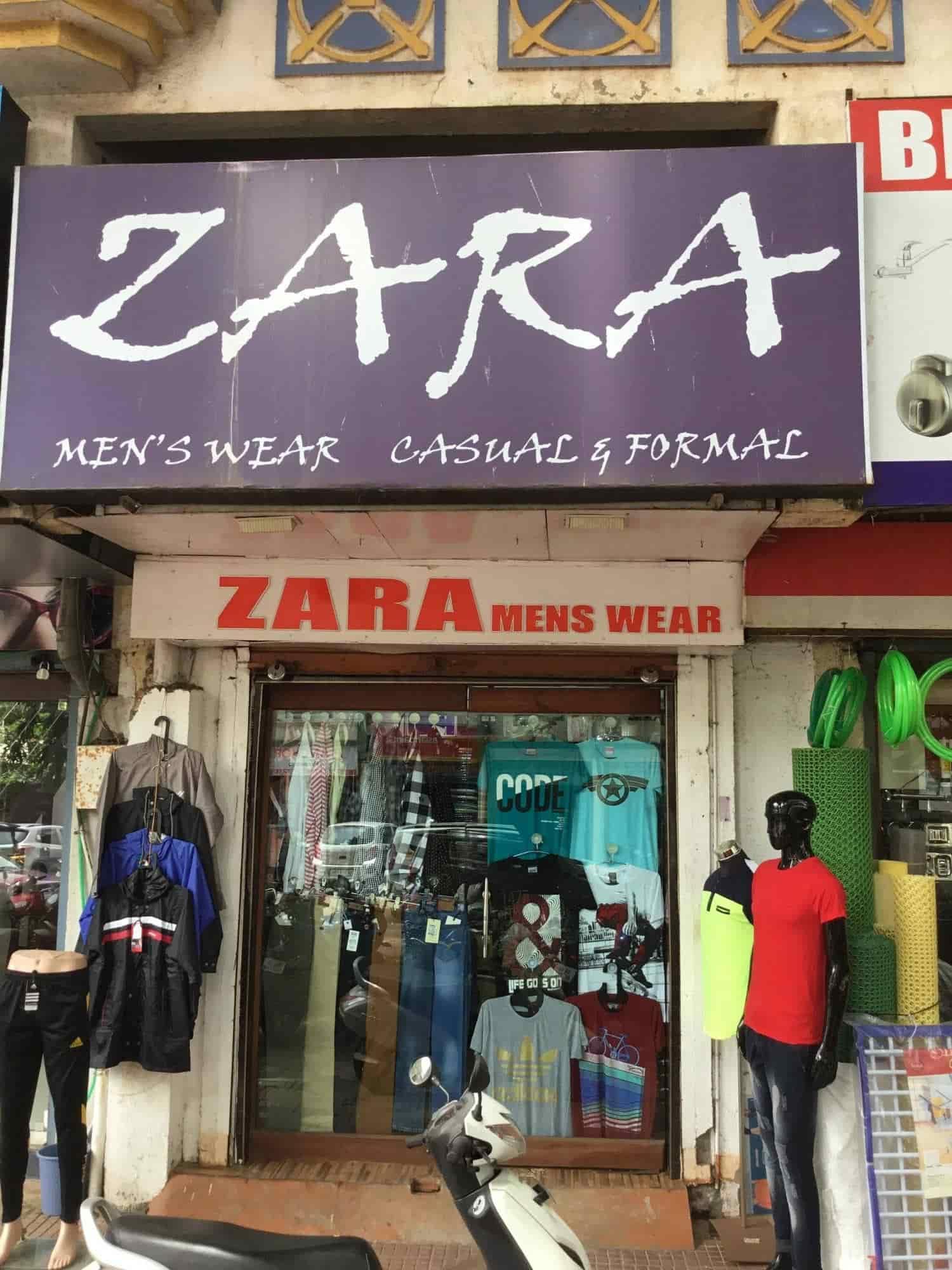 huge selection of ac76e dad34 Zara Men's Wear, Panjim - Readymade Garment Retailers in Goa ...