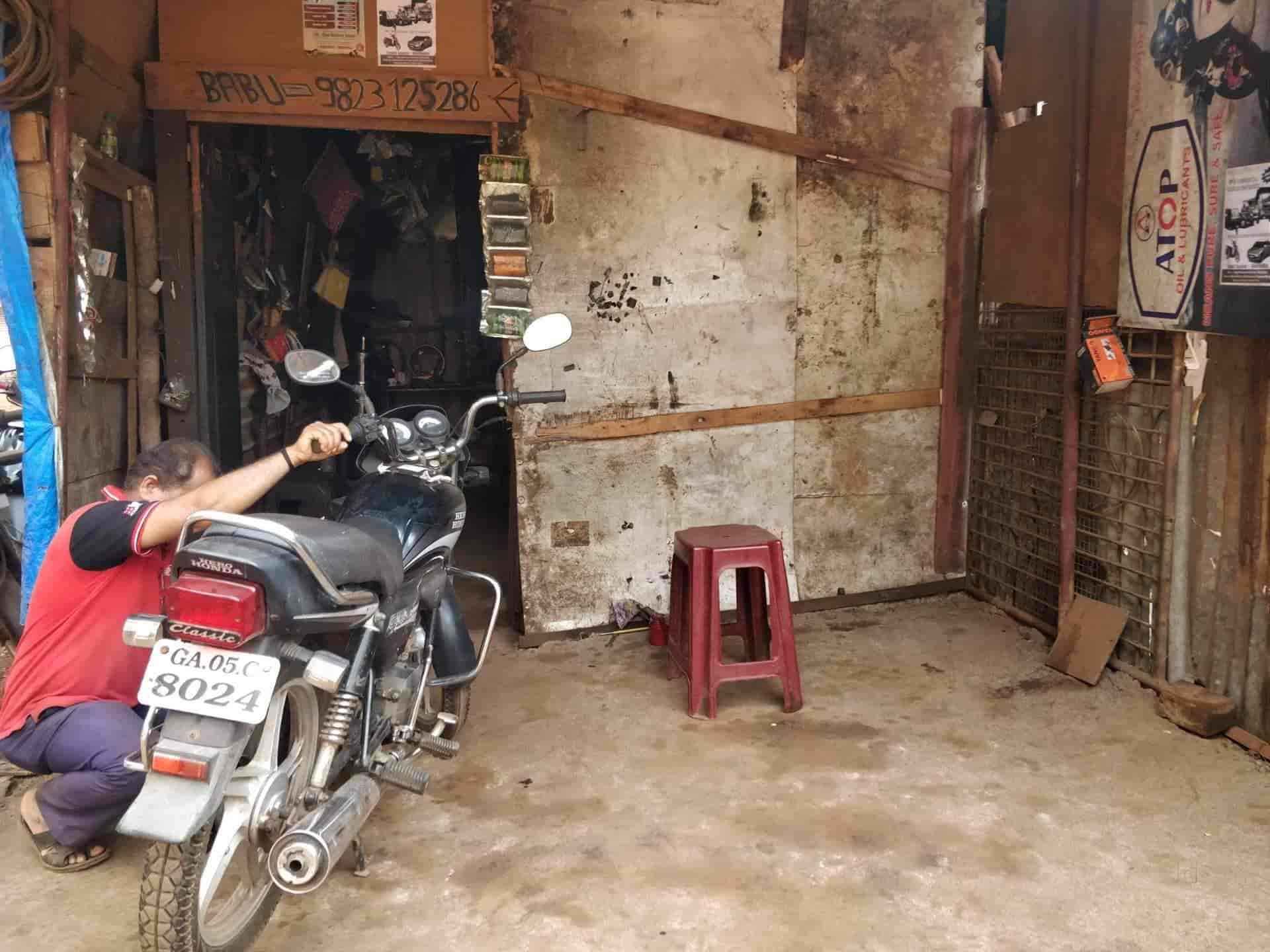 Babu Mechanic, Ponda - Motorcycle Repair & Services in Goa