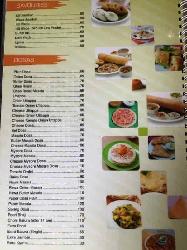 Udipi Pure Veg Restaurant Calangute Goa Pure Vegetarian Cuisine Restaurant Justdial