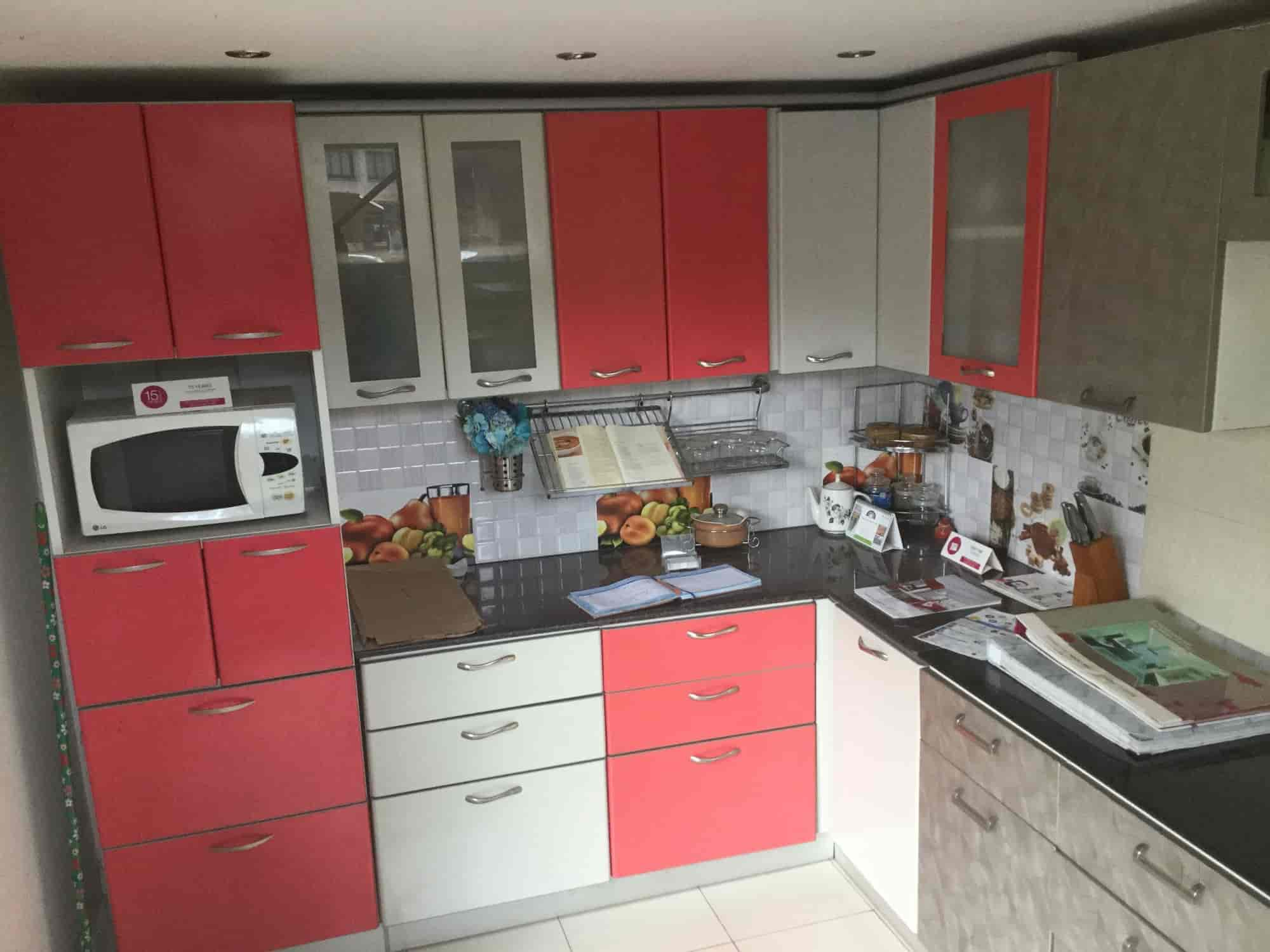 Godrej Kitchen Gallery Panjim Exotic Modular Kitchen Dealers In