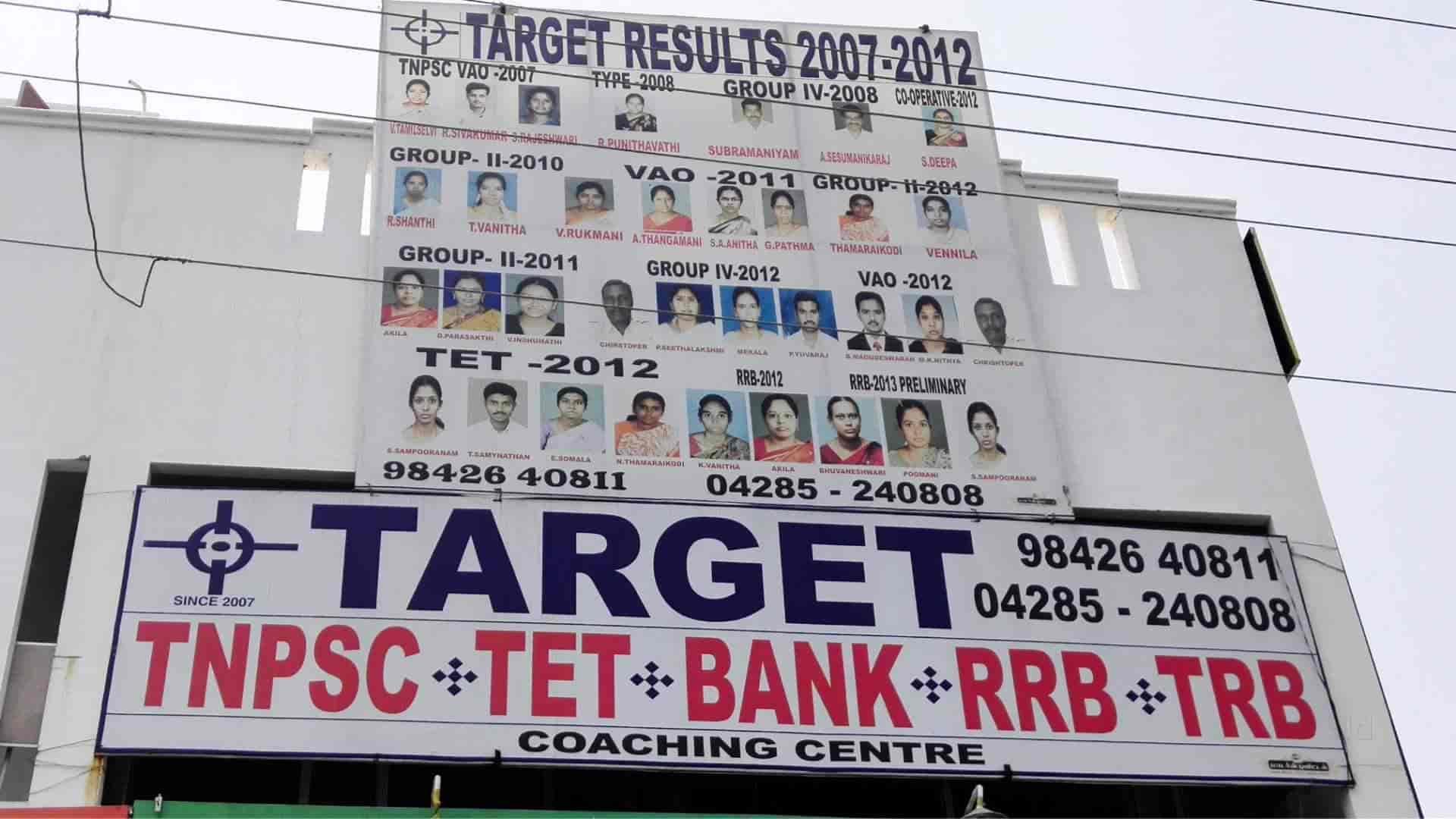 Target Academy Abi Hospital Near Tutorials In Gobichettipalayam Justdial