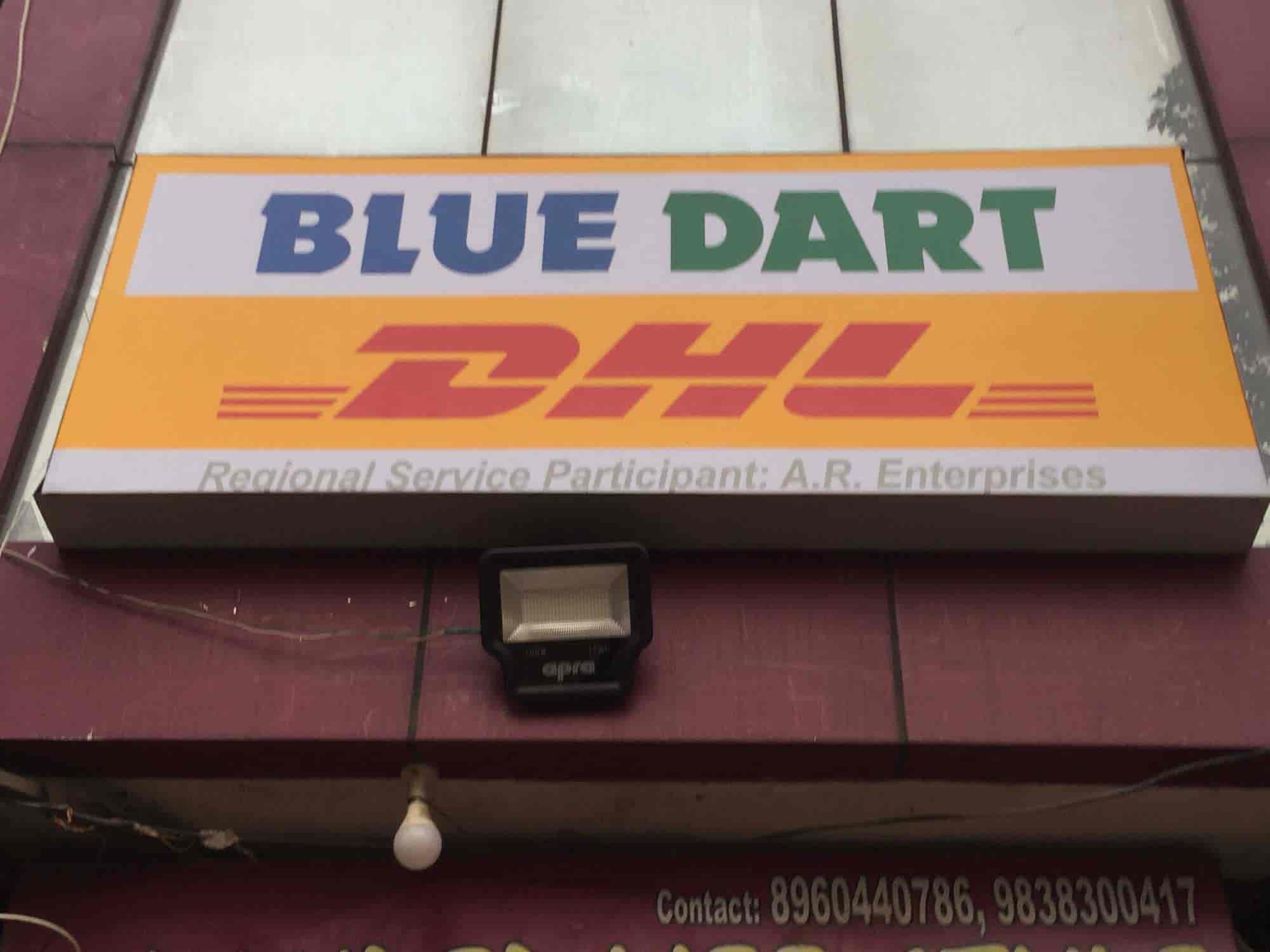 Blue Dart Express, Gorakhpur Ho, Gorakhpur - Domestic