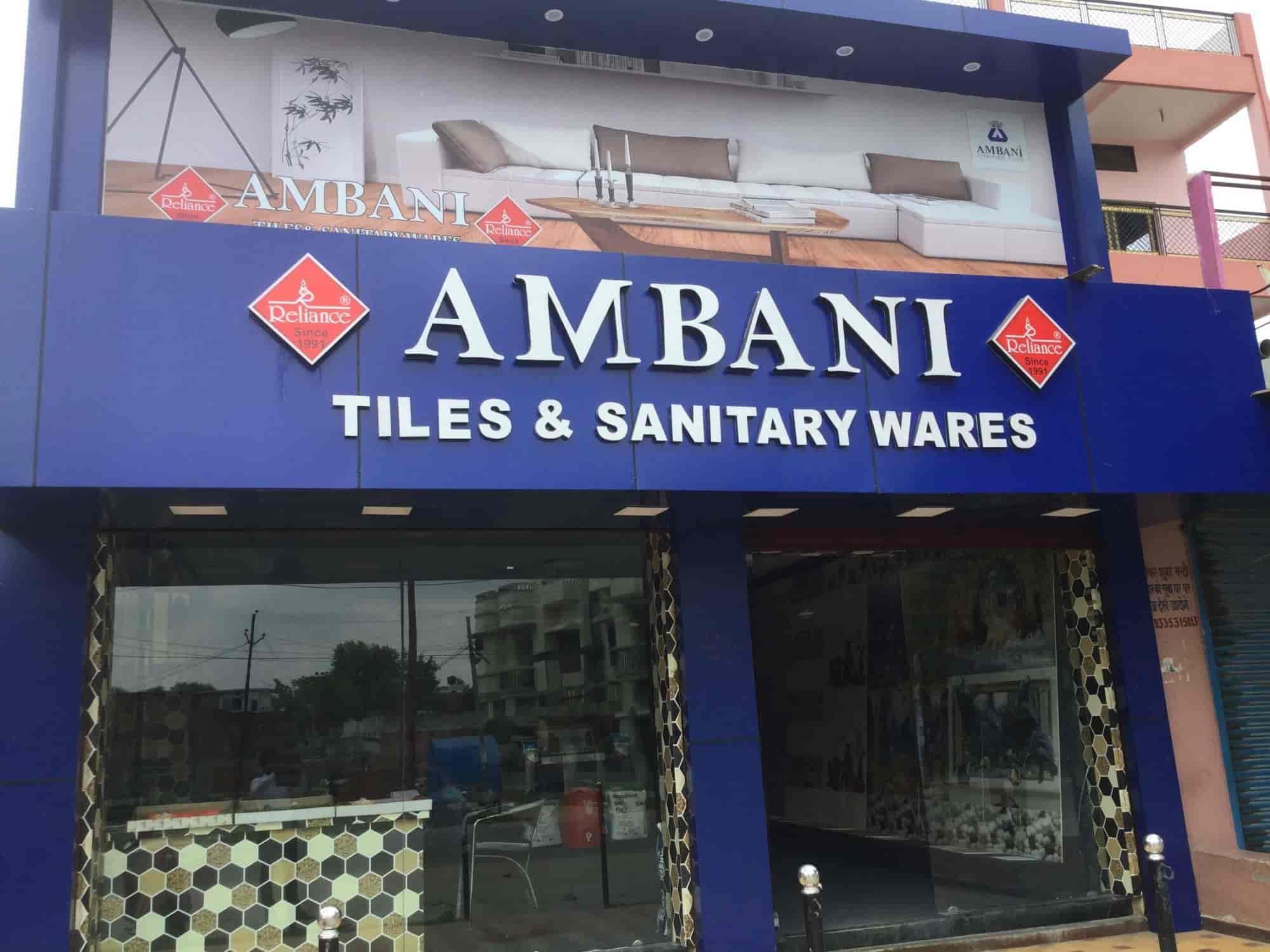 Ambani Tiles Sanitarywares Showroom Photos, , Gorakhpur- Pictures ...