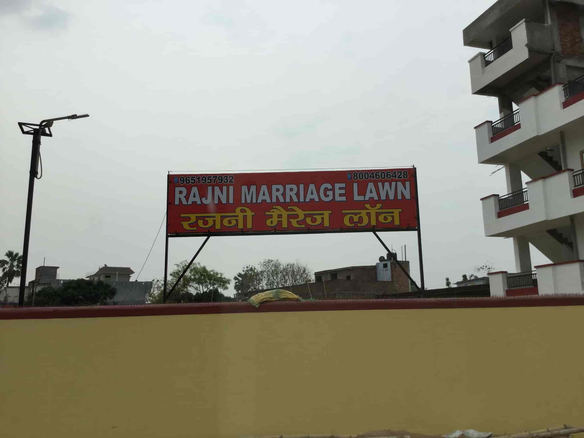 Rajni Marriage Haal, Gorakhpur HO - Banquet Halls in