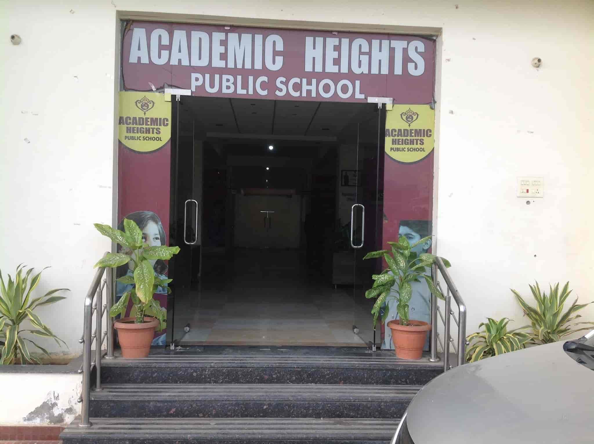 Academic Heights Public School, Gorakhpur HO - English