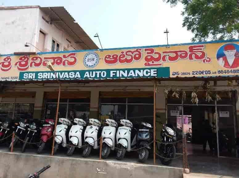 Sri Srinivasa Auto Finance Satyanarayanapuram Motorcycle Dealers