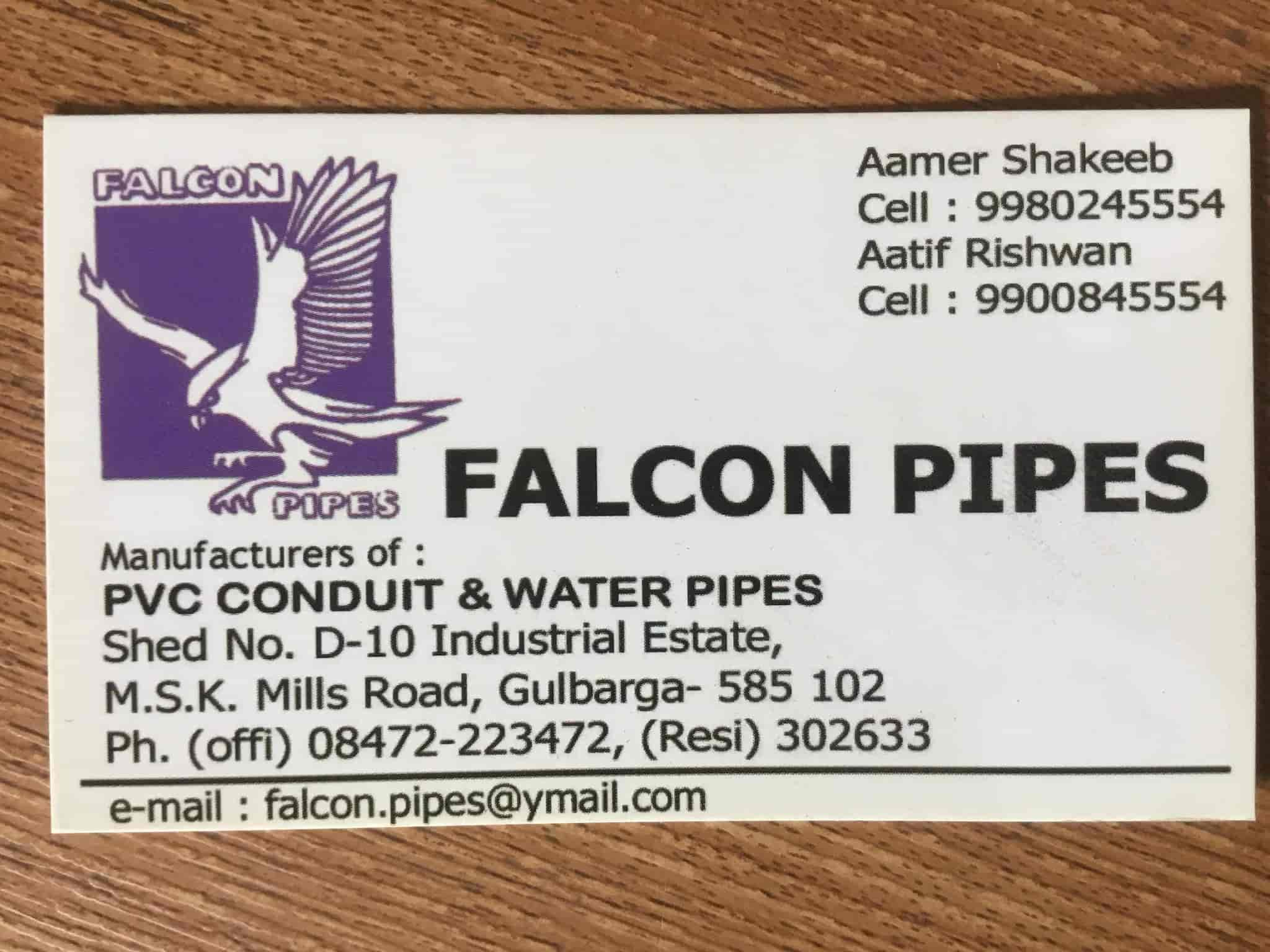falcon pipes review