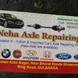 Neha Axle Repairing, Gulbarga HO - Power Steering Repair