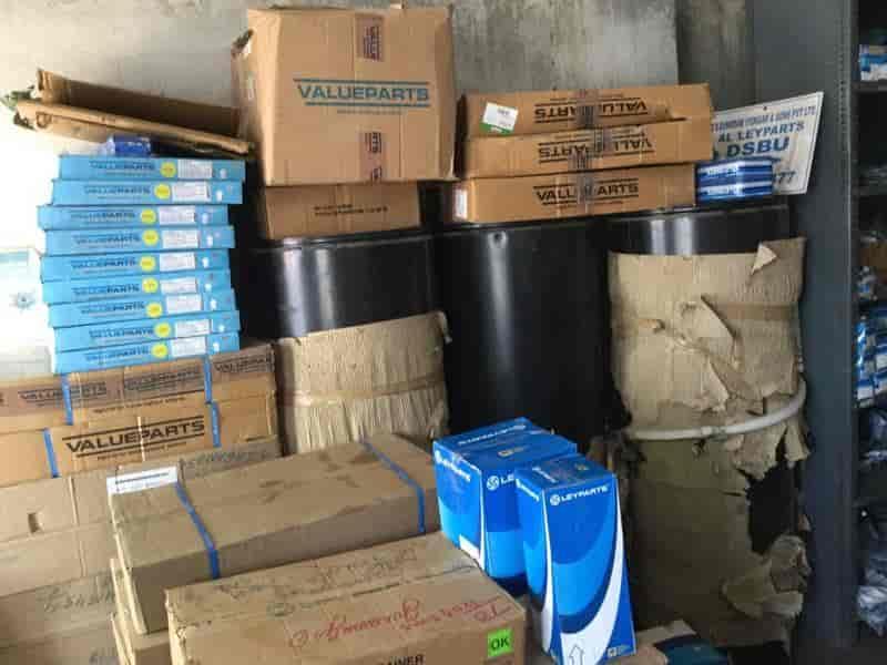 TVS Ashok Leyland Spare Parts, Nehrugunj Gulbarga - Truck
