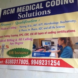 RCM Medical Coding Solutions, Arundalpet - Tutorials in