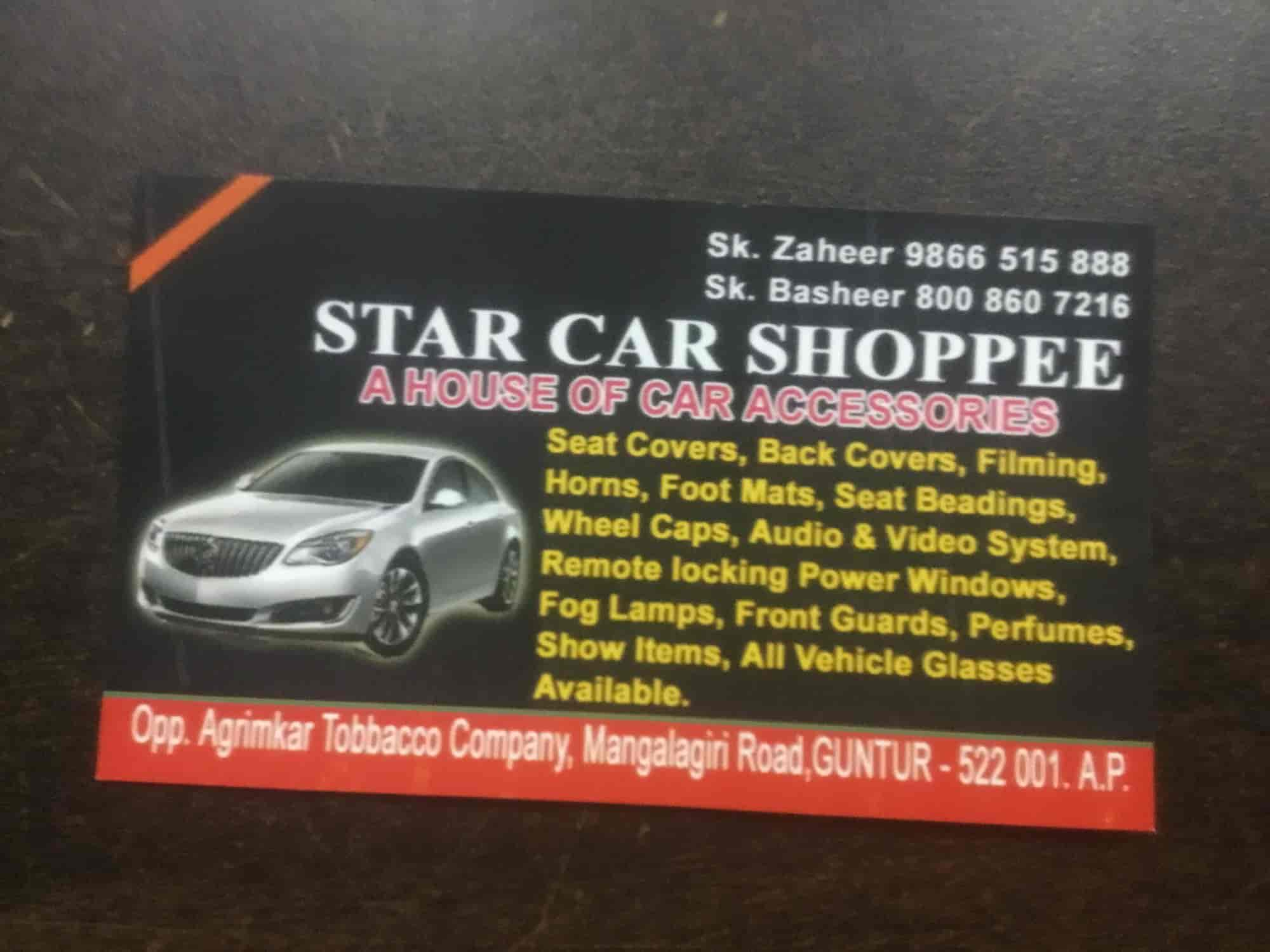 Star Car Shoppee Auto Nagar Shopee Repair Kia Remote Covers Services Maruti Suzuki In Guntur Justdial