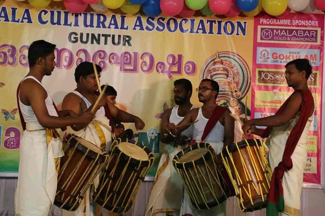 Kerala Drums (Singari Melam), Near Women's College - Wedding