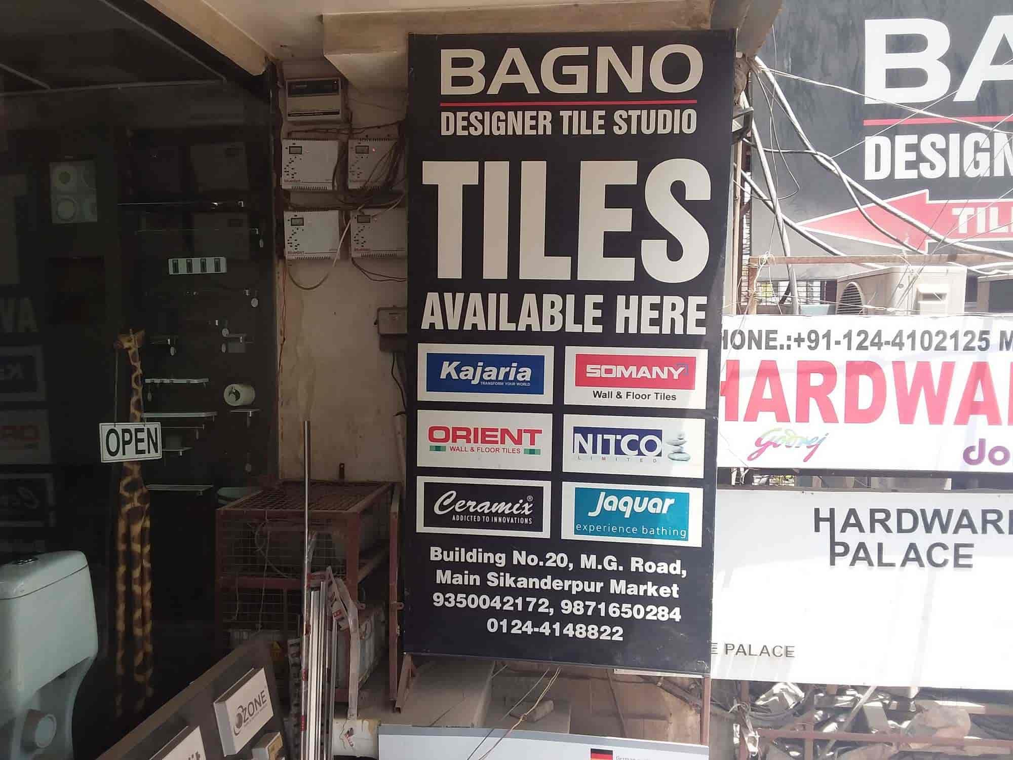 Bagno The Tile Studio, Sikanderpur Ghosi - Tile Dealers in Delhi ...
