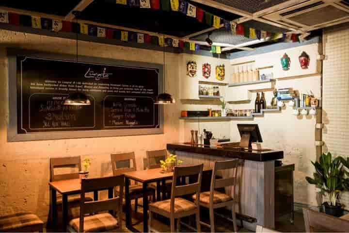 Cafe Lungta, Gurgaon Sector 15 - Tibetan Restaurants in