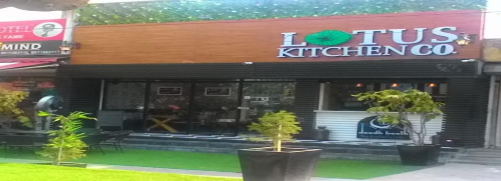 The Lotus Kitchen (Closed Down), DLF City Phase 3, Delhi - South ...