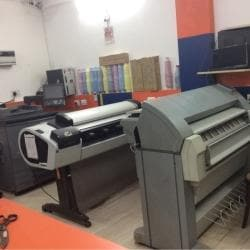 National Digital Print Commercial Cantre, Sector 14 - Printing