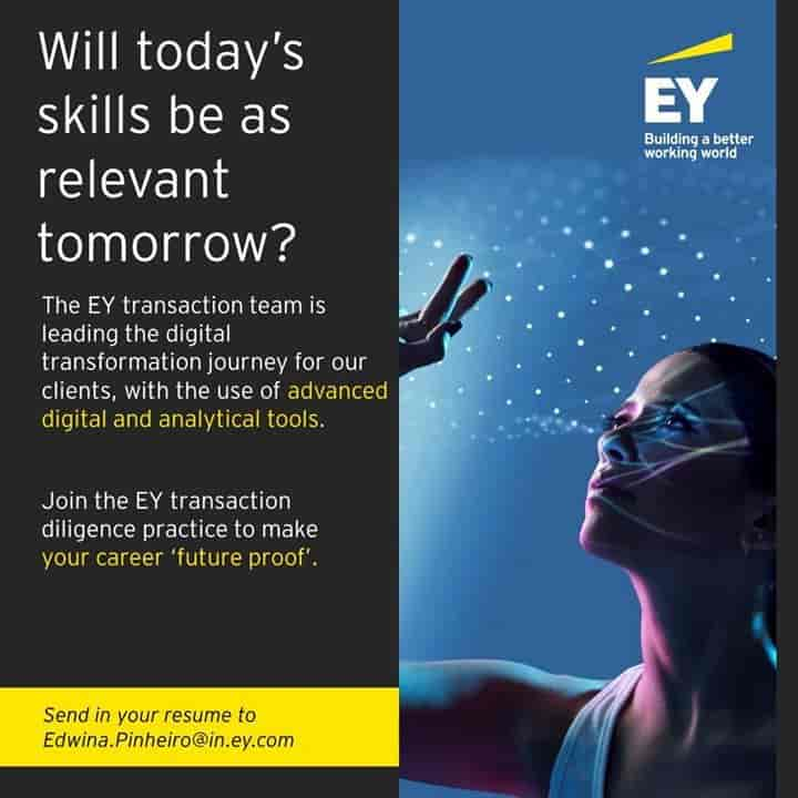 Ernst & Young, Gurgaon Ho - Placement Services (Candidate