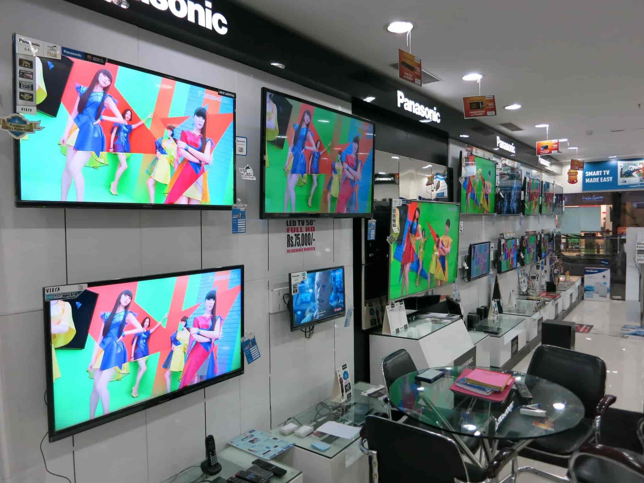 Panasonic Brandshop, Mg Road - Electronic Goods Showrooms in