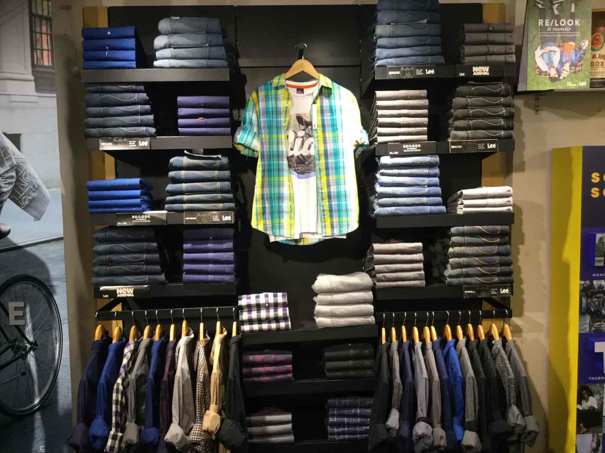 84ff6659 Lee Store, Mg Road - Readymade Garment Retailers in Gurgaon, Delhi -  Justdial