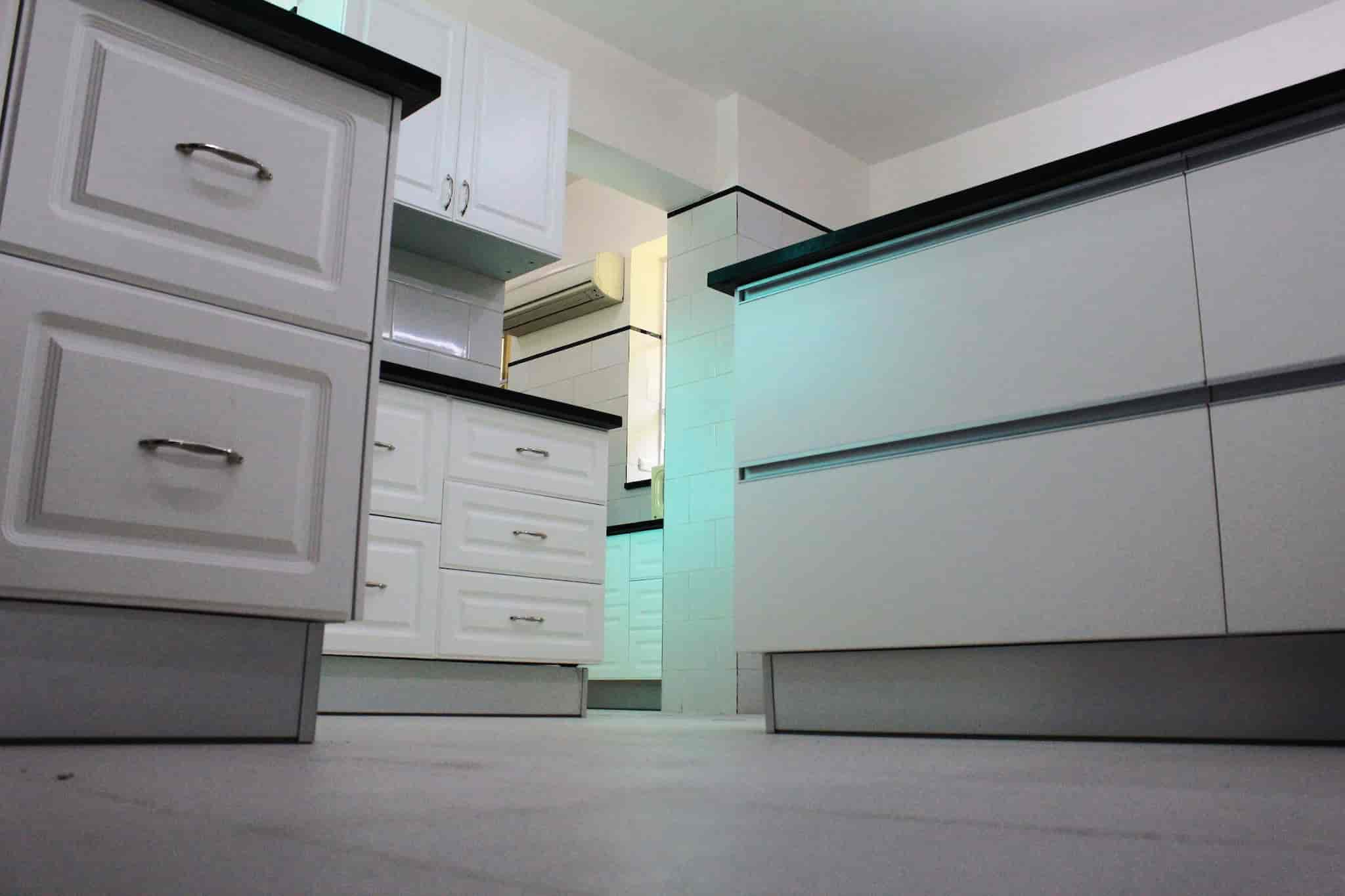 AGS Modular Kitchen Wardrobe Photos, Gurgaon Sector 49, Delhi ...