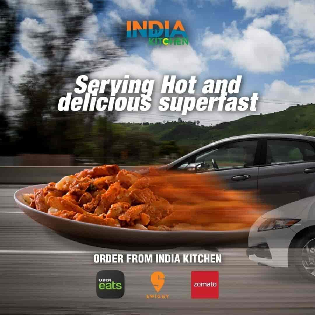 India Kitchen, DLF Phase 4, Delhi - North Indian Delivery