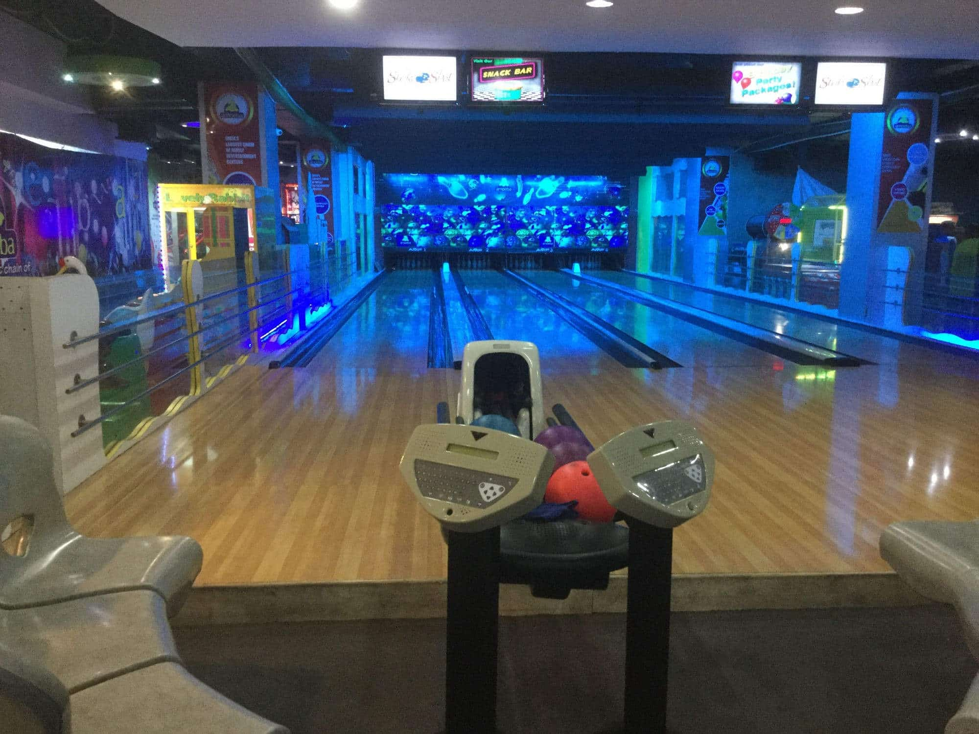 Amoeba Bowling Alley Photos, Mg Road, Ranchi- Pictures & Images