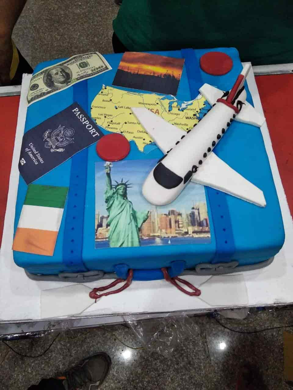 Cake Inventor Dlf City Phase 4 Midnight Cake Delivery Services In