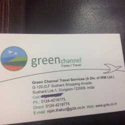 Green Channel Travel, Gurgaon Sector 43 - Travel Agents in Delhi