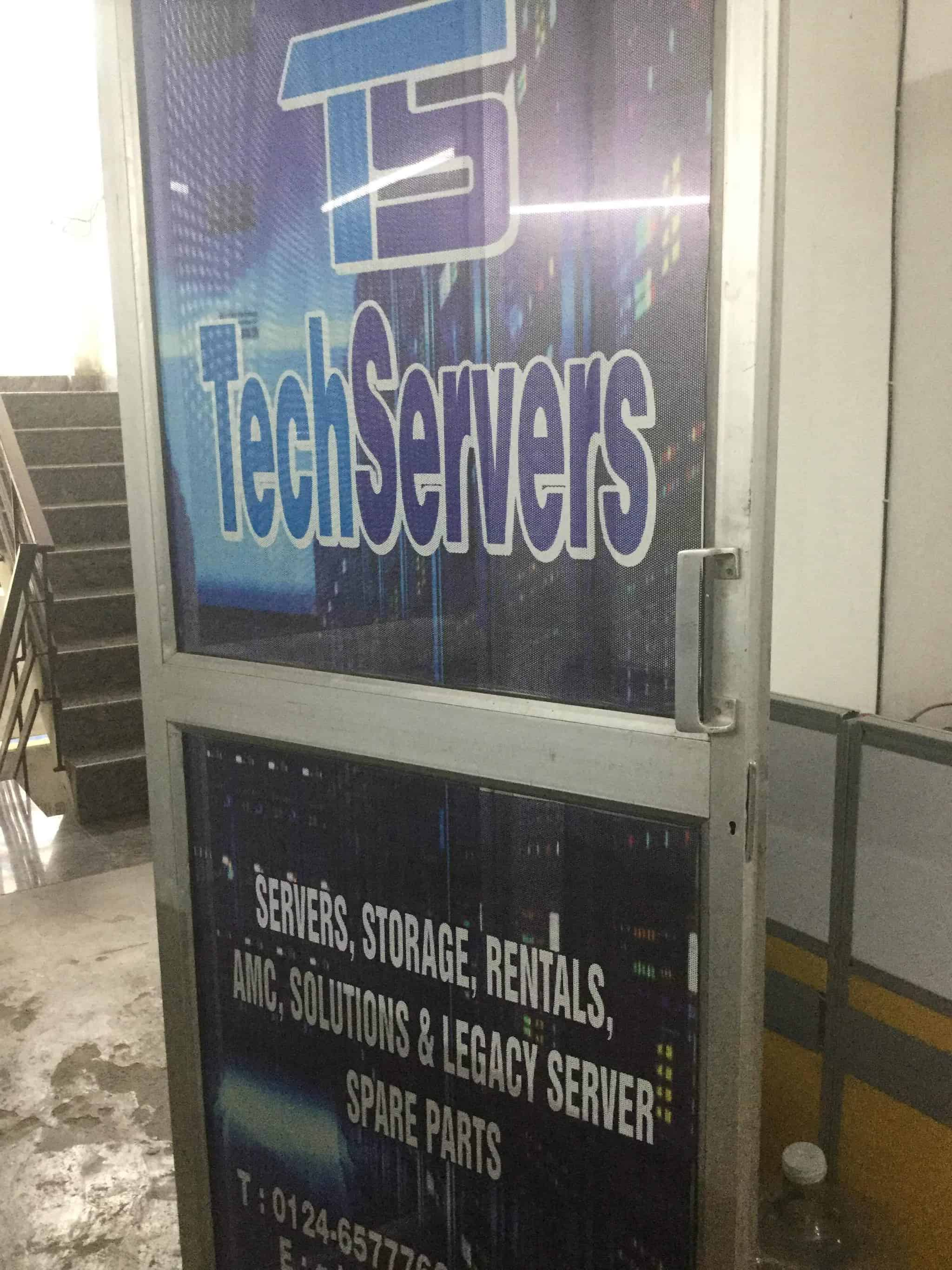 Tech Servers, Sikanderpur Ghosi - Laptops On Hire in Gurgaon